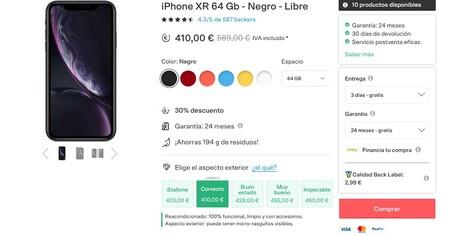 Iphone Xr Back Market