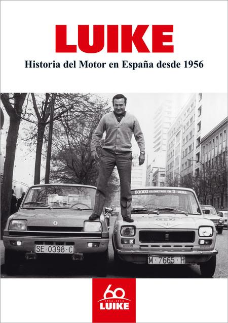 Regalos para hombres que le gustan los coches Libro Motor Luike Historia del Motor en España desde 1956