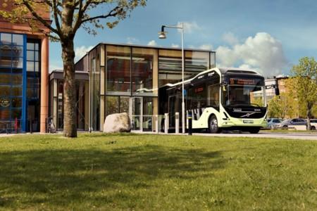 Volvo 7900 Electrico Goteborg
