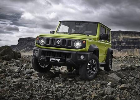 Suzuki Jimny Agotado En Mexico 5