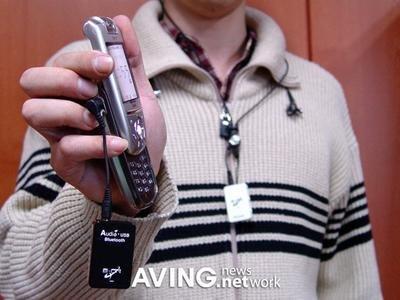 Añade Bluetooth a un teléfono que no tiene
