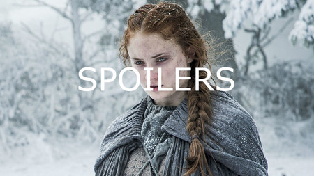 Game Of Thrones Sophie Turner Still 3 H 2016
