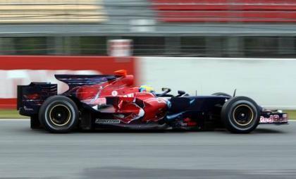 Continúan los rumores sobre la venta de Toro Rosso