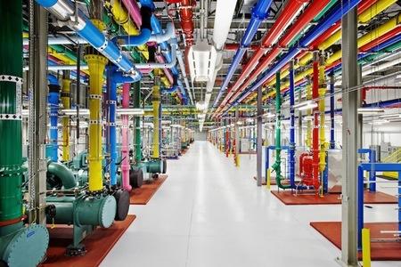 Las tuberías coloristas de Google, divertidas y funcionales a la vez