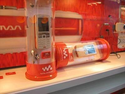 Sony exhibe el W800