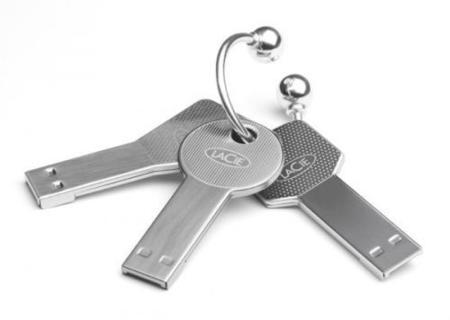 Llaves USB de LaCie, más resistentes y con 4 GB adicionales online