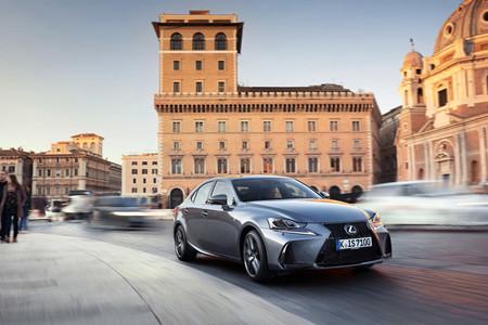 Lexus IS 300h 2017, toma de contacto