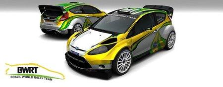 Daniel Oliveira vuelve al WRC con un Ford