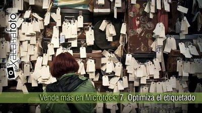 Vende más en Microstock: 7. Optimiza el etiquetado de tus fotografías