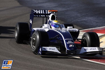 RBS no renovará patrocinio con Williams para 2010