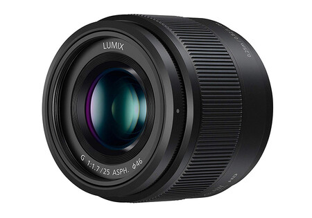 Panasonic Lumix G 25mm F17 Asph
