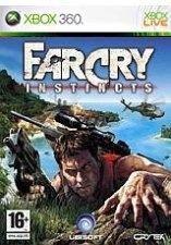 Far Cry Instincts para Xbox360
