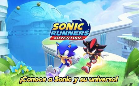 Sonic Runners Adventure, primeras impresiones: un vertiginoso juego de Gameloft digno del erizo azul
