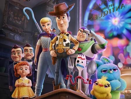 """El tráiler oficial de 'Toy Story 4' ya está aquí y nos presenta a """"Forky"""", el nuevo juguete protagonista"""