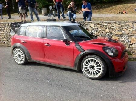 Mini comienza a preparar el Countryman WRC para el asfalto