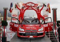 Loeb gana el rally de Montecarlo
