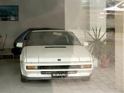 Este concesionario Subaru abandonado todavía conserva los coches nuevos. Y no, no pueden ser tuyos
