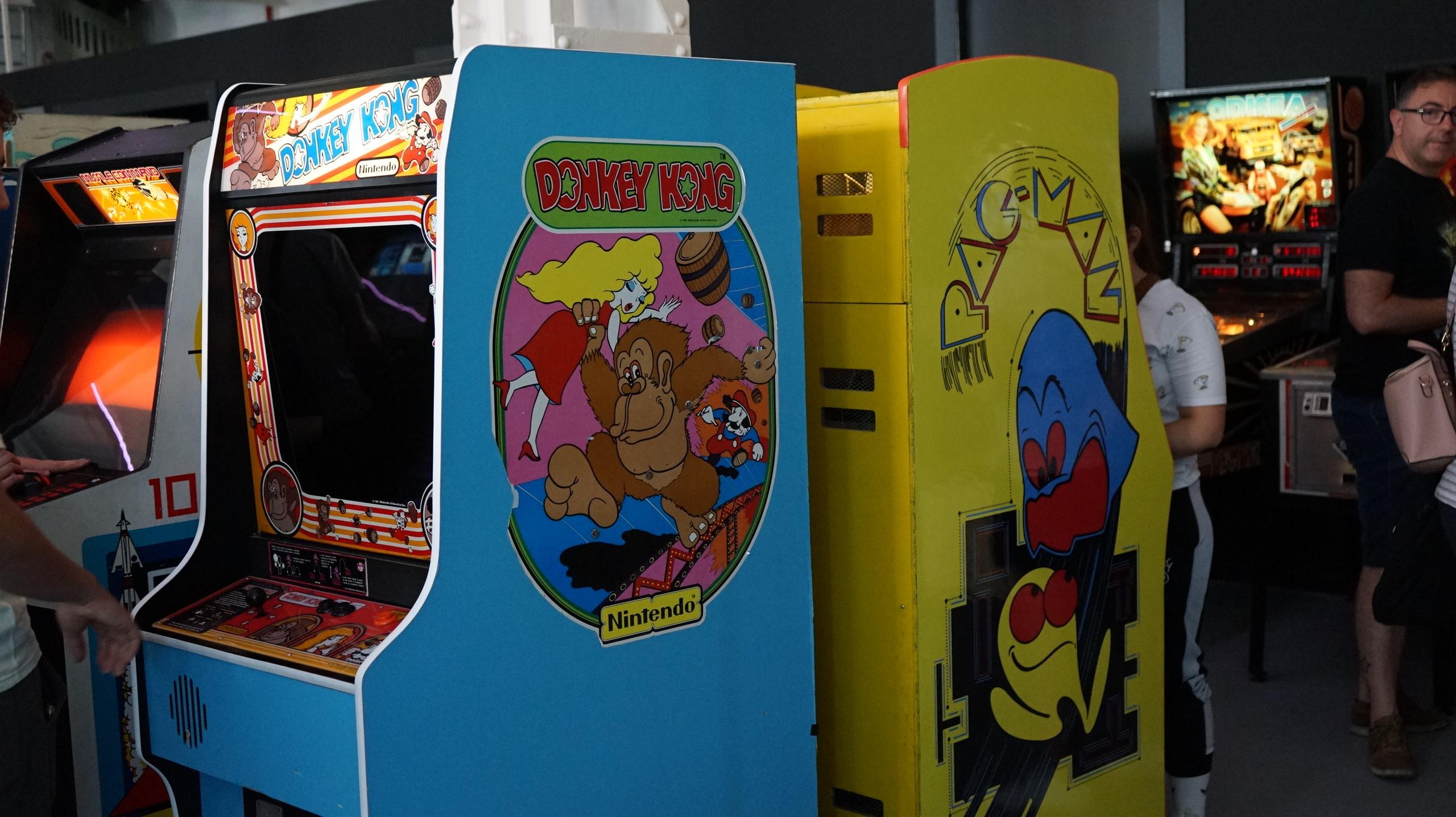 Foto de Museo máquinas Arcade (41/46)
