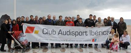 Algunas fotos de la reunión del Club Audi Sport Ibérica en Benidorm