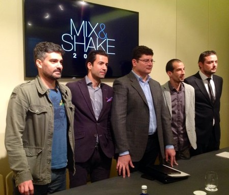 Presentación de Mix&Shake, el Congreso Internacional de Mixología y Bartending en Madrid