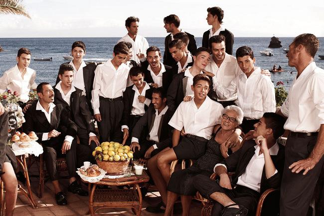 Dolce & Gabbana capaña primavera 2013