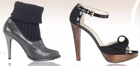 Stella McCartney, colección calzado mujer otoño/invierno 2008/2009