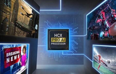 Hcx Panasonic Televisor