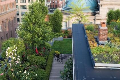 Foto de Casas poco convencionales: un oasis en Nueva York (2/12)