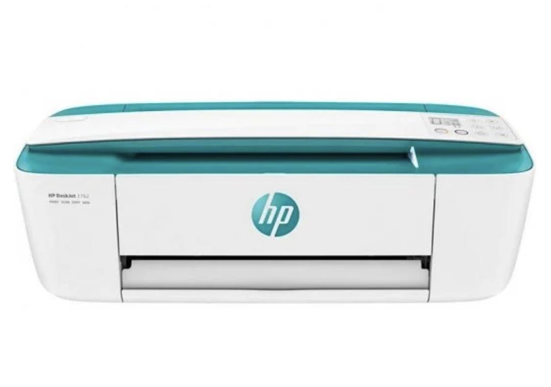 HP DeskJet 3762 Multifuncion Color WiFi Verde