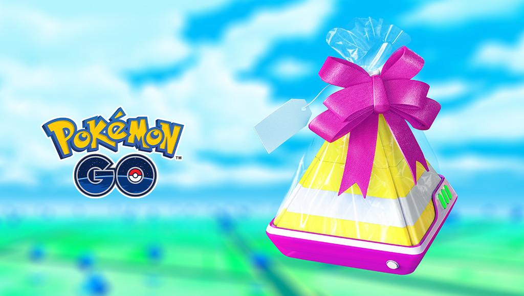 Se avecina a Pokémon GO una lluvia de regalos muy interesante con su próximo evento temporal