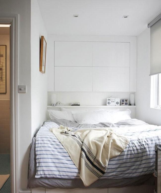 klein behuisd #12 kleine slaapkamer - eenig wonen, Deco ideeën