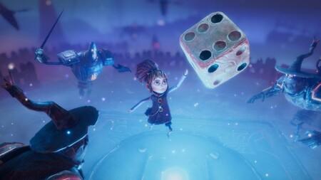 El nuevo gameplay de Lost in Random te cautivará por la originalidad de su dado y el atractivo de su mundo a lo Tim Burton