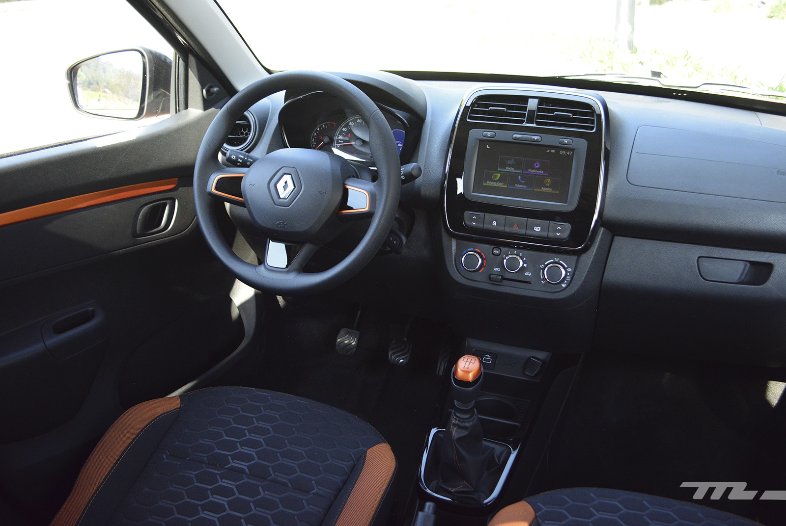 Foto de Renault Kwid (prueba) (8/20)