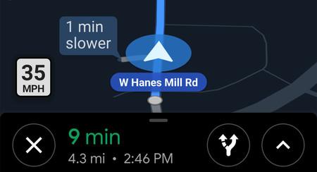 Google Maps empieza a mostrar el límite de velocidad en carretera en más regiones