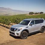 Nissan Armada 2017: Precios, análisis y rivales en México