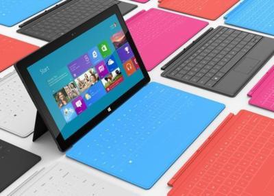 Microsoft podría utilizar CPUs de Qualcomm en sus Surface Mini