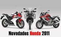 Novedades Honda para 2011, la mejor manera de afrontar la nueva temporada