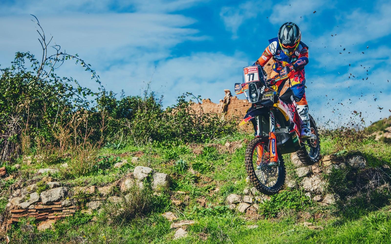 Foto de KTM 450 Rally Dakar 2019 (14/116)