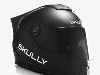 Skully AR-1 es el casco con HUD que todo geek querría tener