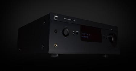 NAD presenta su nuevo receptor AV T 758 V3i, un modelo preparado para luchar contra la obsolescencia programada