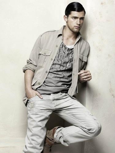 Zara, Primavera-Verano 2010: colección para hombre I