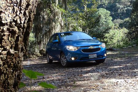 Chevrolet Aveo 2018 4