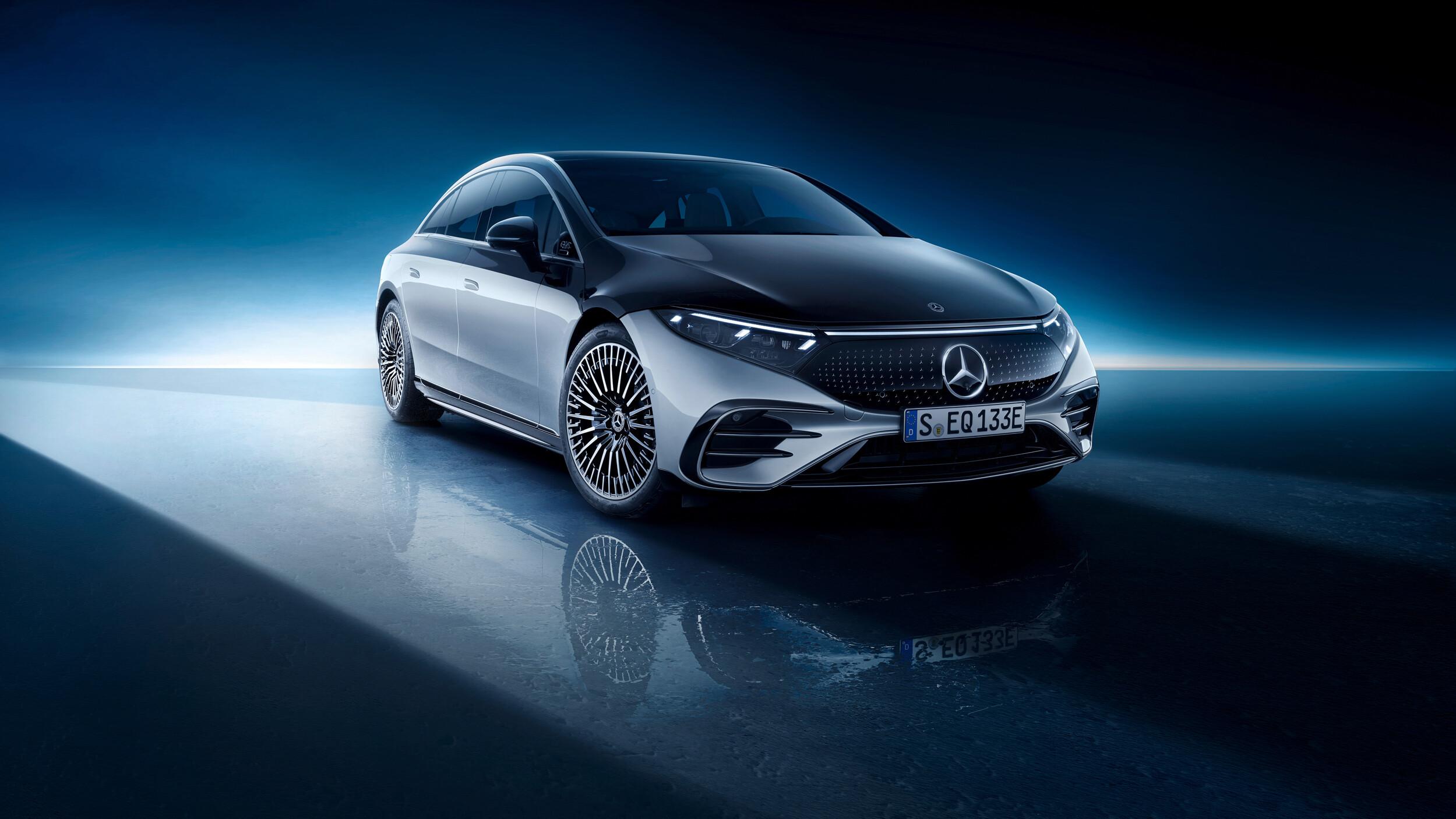 Foto de Mercedes-Benz EQS (1/65)