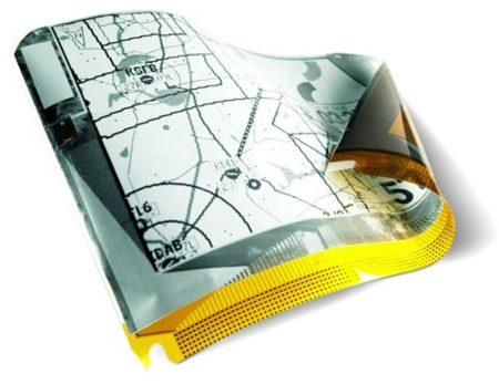 De la tinta electrónica al papel electrónico
