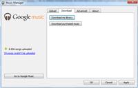 Google Music ahora permite descargar toda la biblioteca musical con un botón