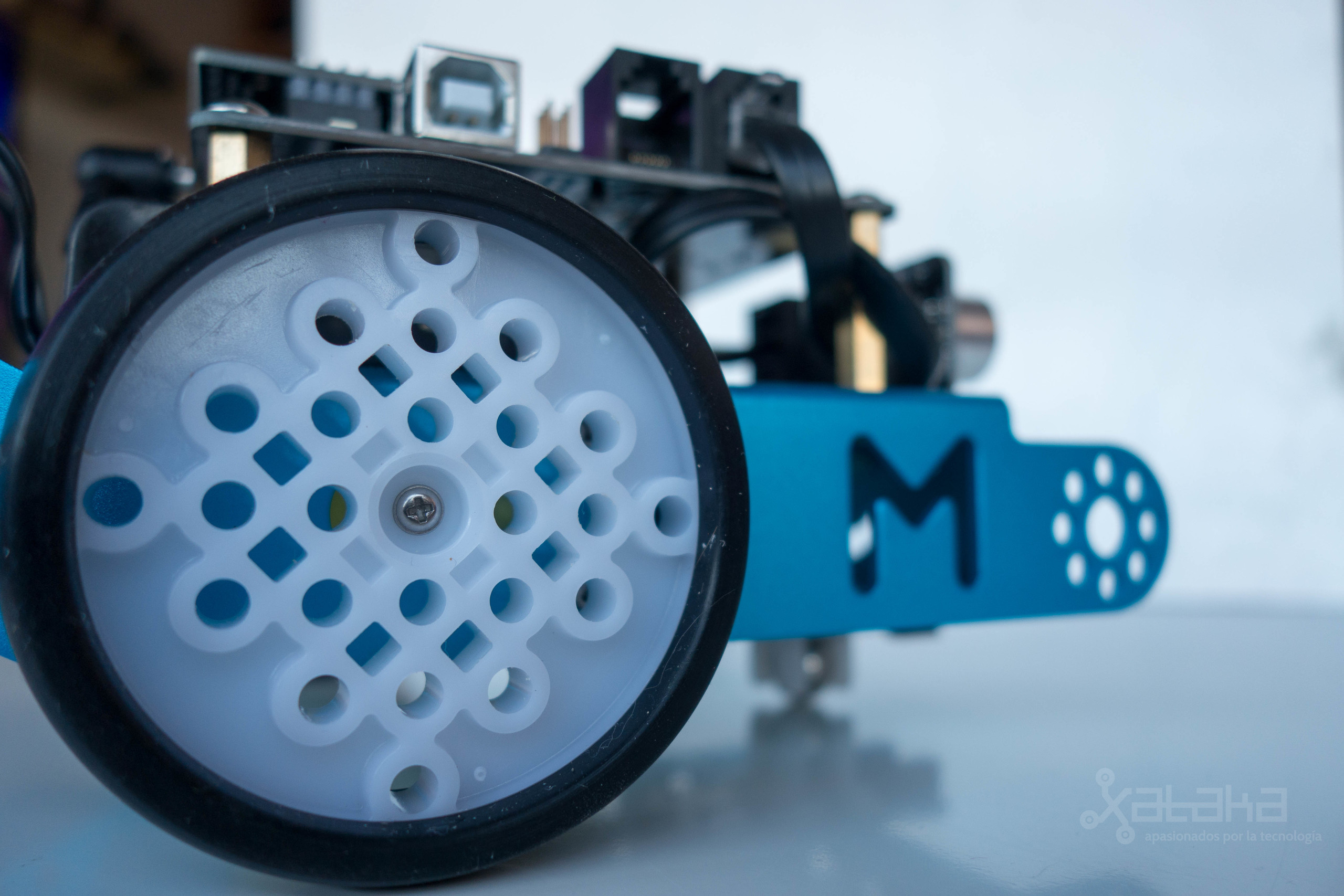 Foto de SPC-Makeblock mBot, análisis (4/38)