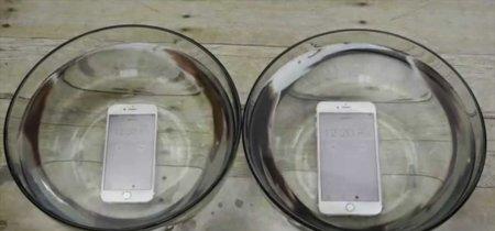 Los iPhone 6s y 6s Plus ofrecen resultados sorprendentes en las pruebas de resistencia al agua, pero mejor no saltes a la piscina con ellos