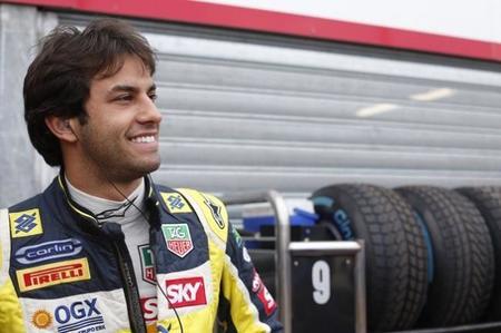 """Felipe Nasr: """"con suerte, podría estar en la Fórmula 1 en 2014"""""""