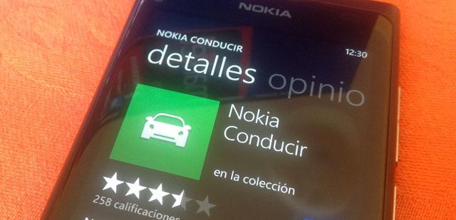 Nokia Collection Conducir