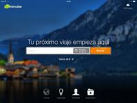 Minube estrena su aplicación oficial para iPad
